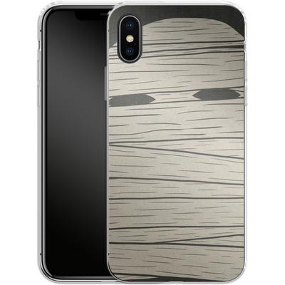 Apple iPhone X Silikon Handyhuelle - MUMMY von caseable Designs