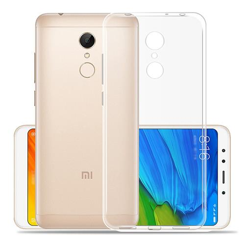 Transparent Xiaomi Redmi 5 Soft Case Air Shell Silicon Back Cover High Quality Protective Phone Shell