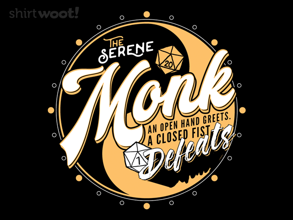 The Monk T Shirt