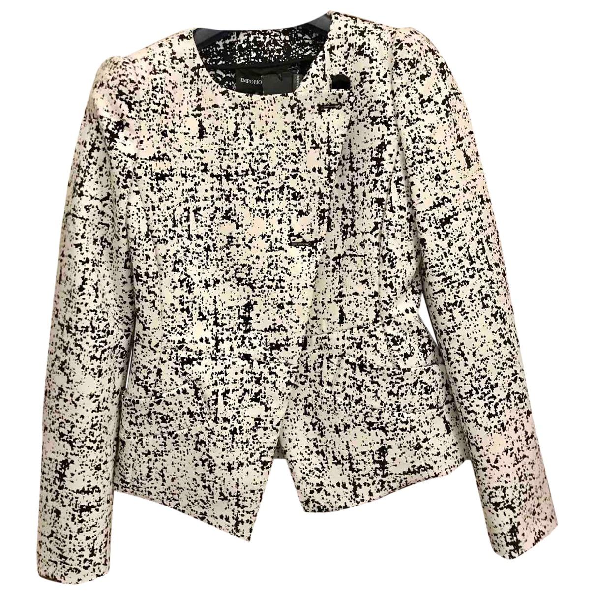 Emporio Armani - Veste   pour femme en coton