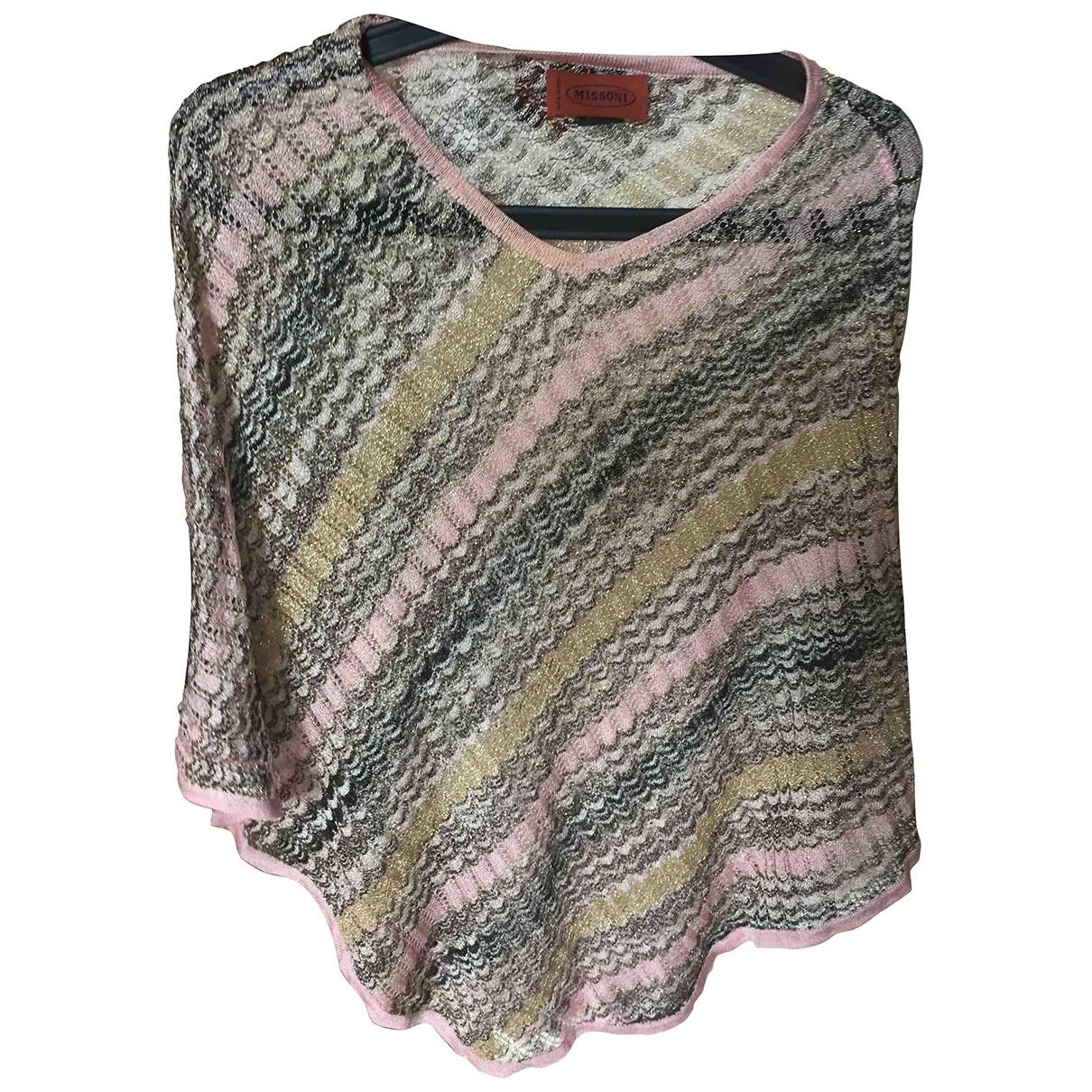 Missoni - Veste   pour femme en laine - dore