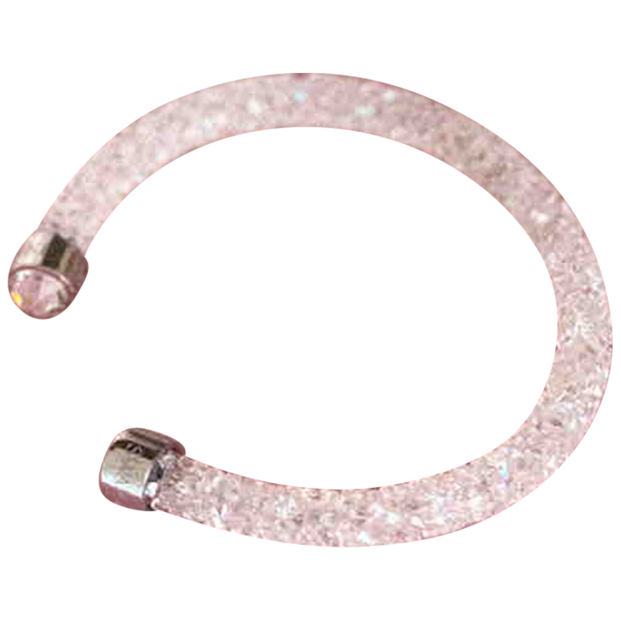 Swarovski - Bracelet Stardust pour femme en cristal - blanc
