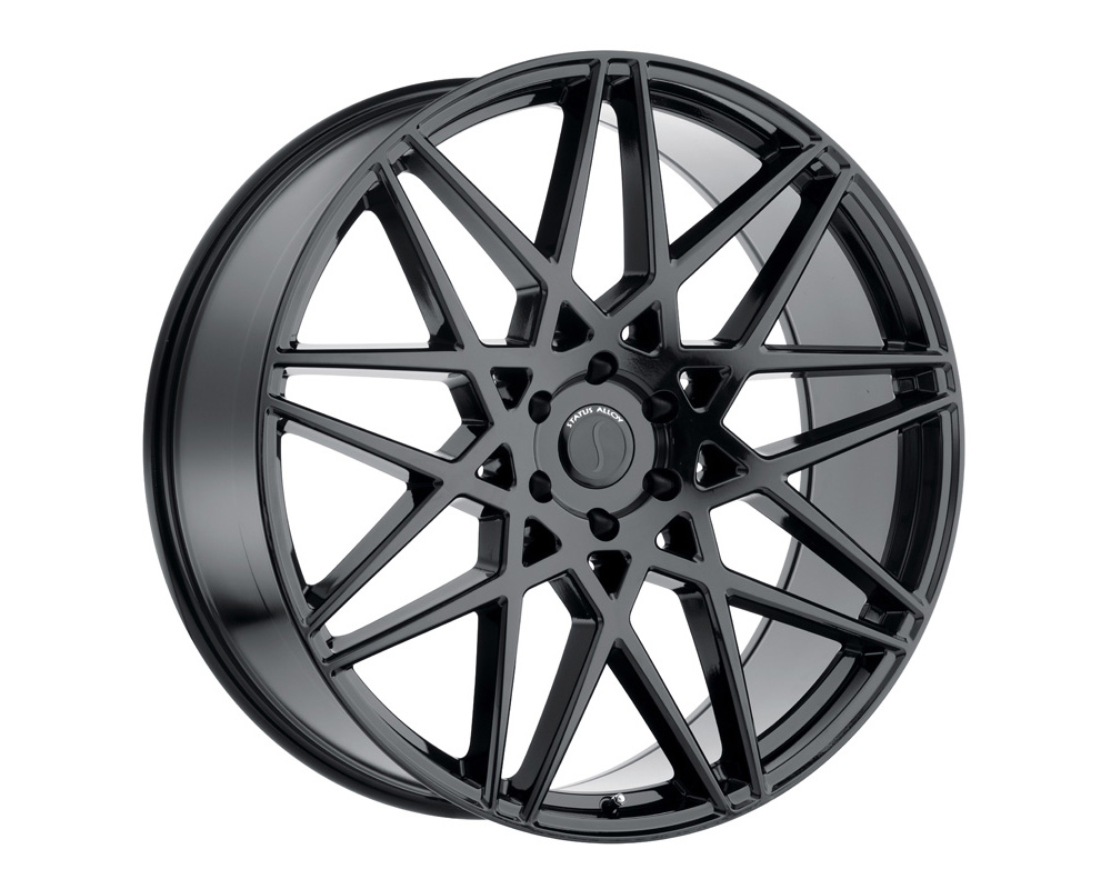 Status Griffin Wheel 24x9.5 6x135 30mm Gloss Black