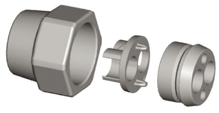 ITT Cannon 121 Connector Seal diameter 20.1mm for use with APD Series