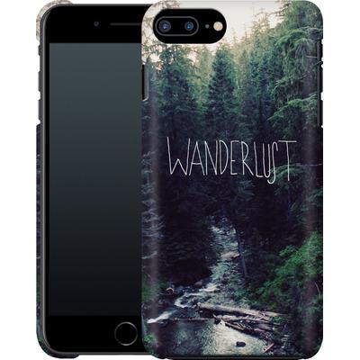 Apple iPhone 8 Plus Smartphone Huelle - Wanderlust - Rainier Creek von Leah Flores