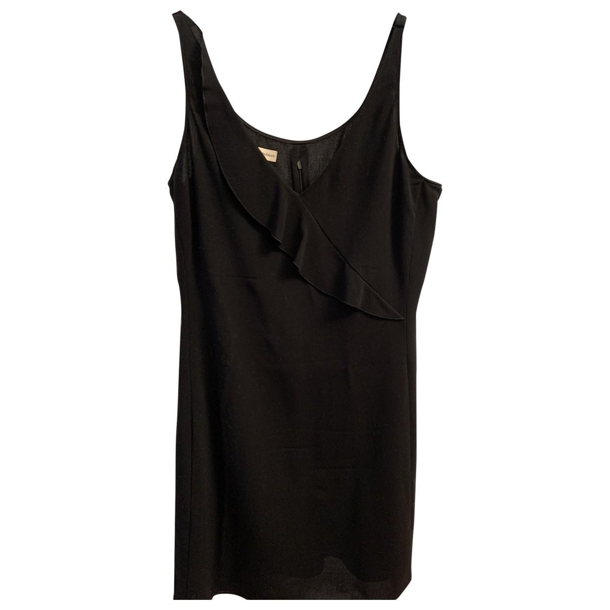 Mini vestido de Lana Emporio Armani