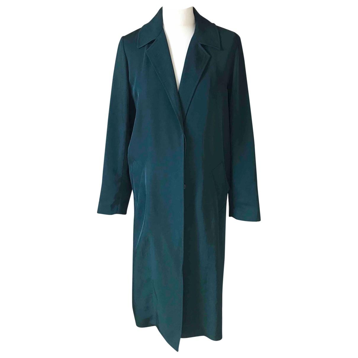 Sandro - Manteau   pour femme - vert