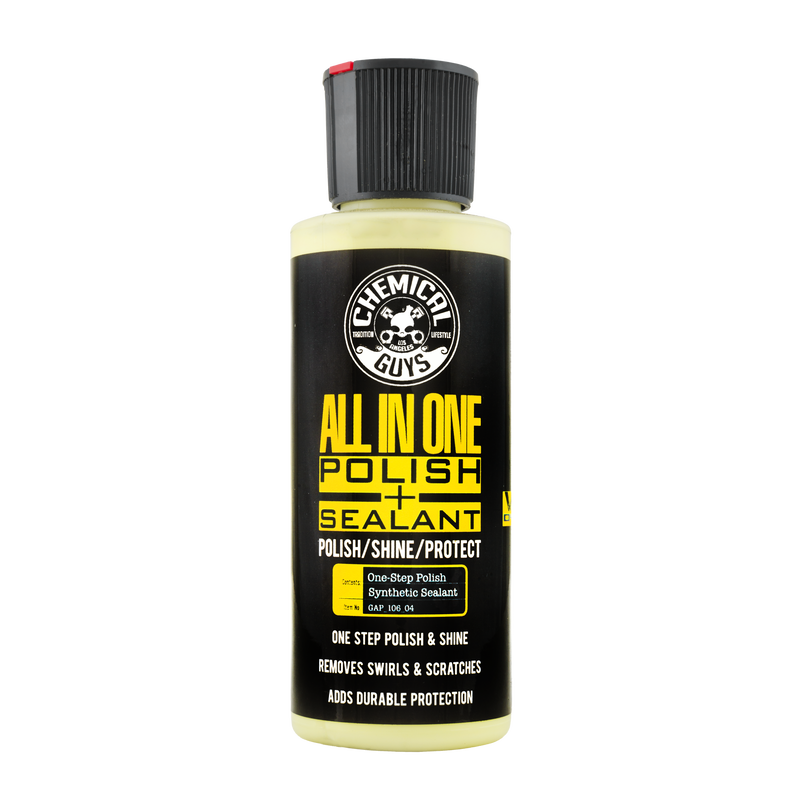 V4 All-In-One Compound Car Polish - Chemical Guys