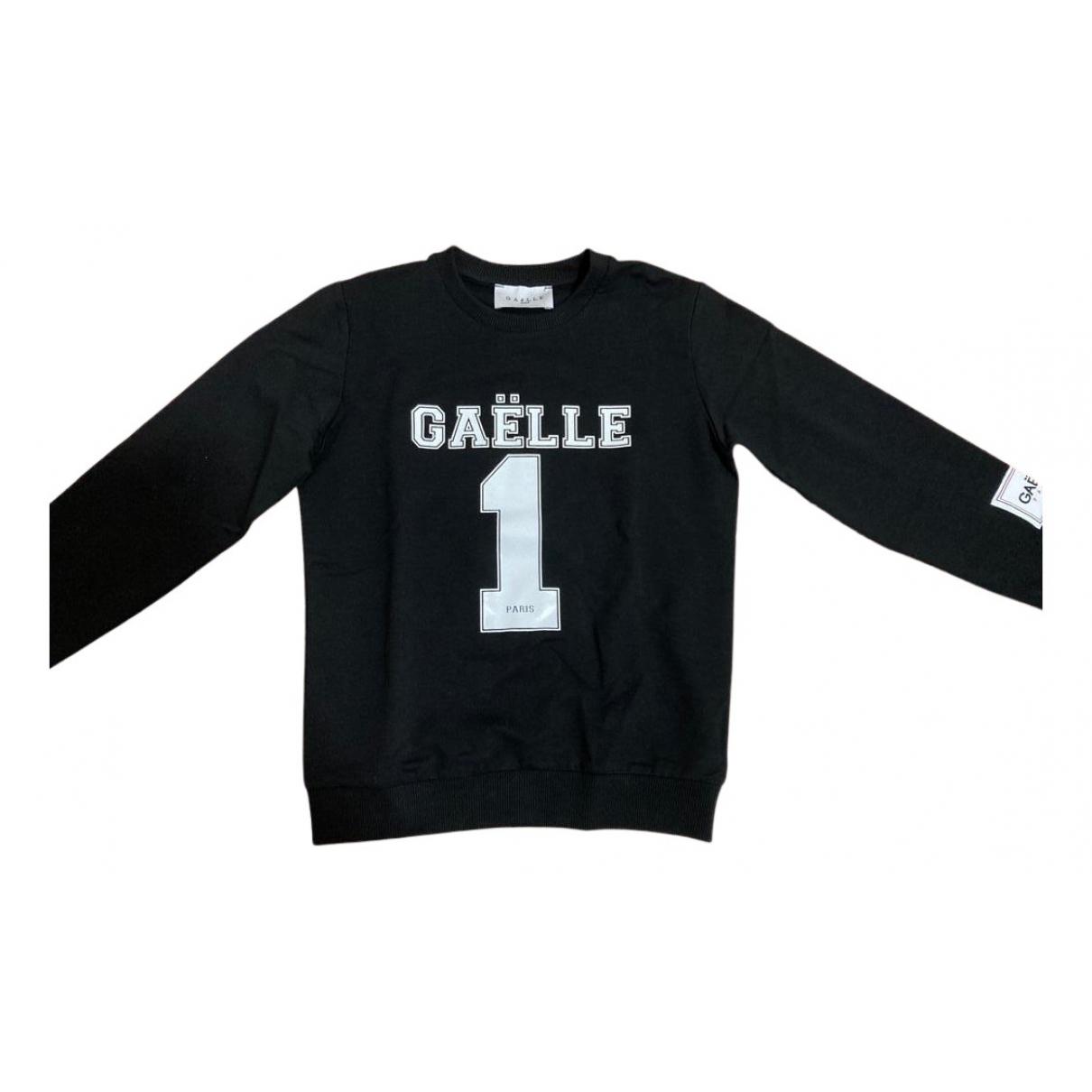 Gaelle Paris - Pull   pour enfant en coton - noir