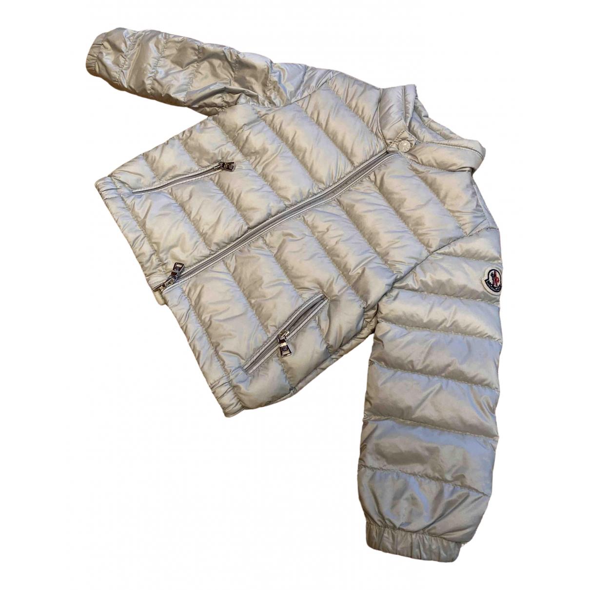 Moncler - Blousons.Manteaux   pour enfant en coton