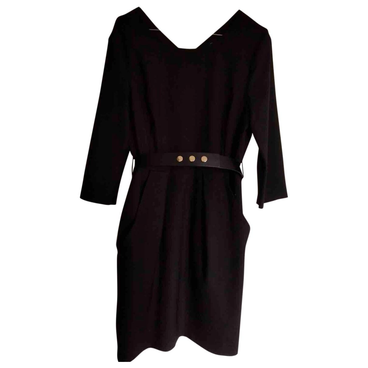 Max & Co \N Black dress for Women 12 UK