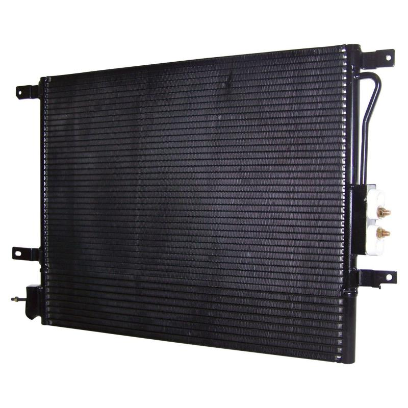 Crown Automotive 55116931AA Jeep Replacement A/C Condenser for 03/04 Jeep Grand Cherokees w/ 2.7L Diesel, 4.0L, 4.7L Gas Jeep Grand Cherokee 2003-2004