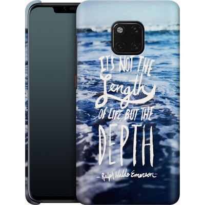 Huawei Mate 20 Pro Smartphone Huelle - Depth von Leah Flores
