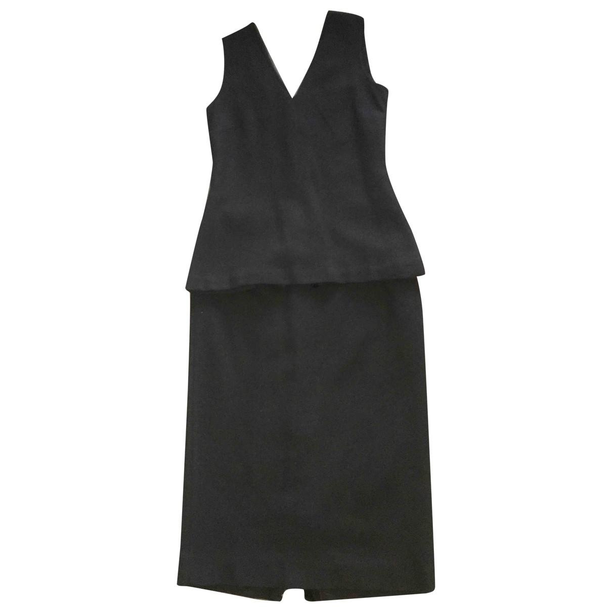 Dolce & Gabbana \N Rocke in  Schwarz Polyester