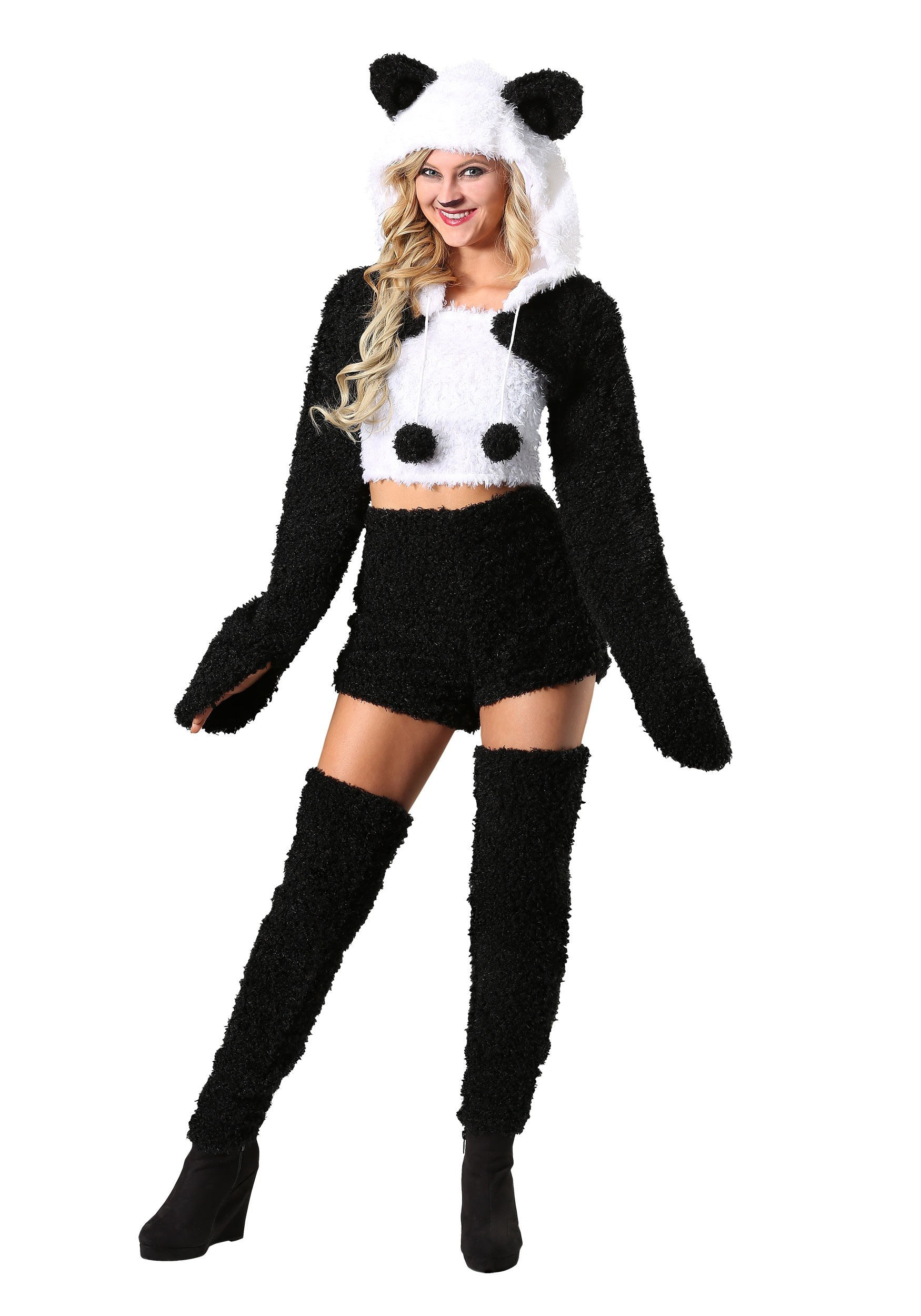 Precious Panda Costume for Women