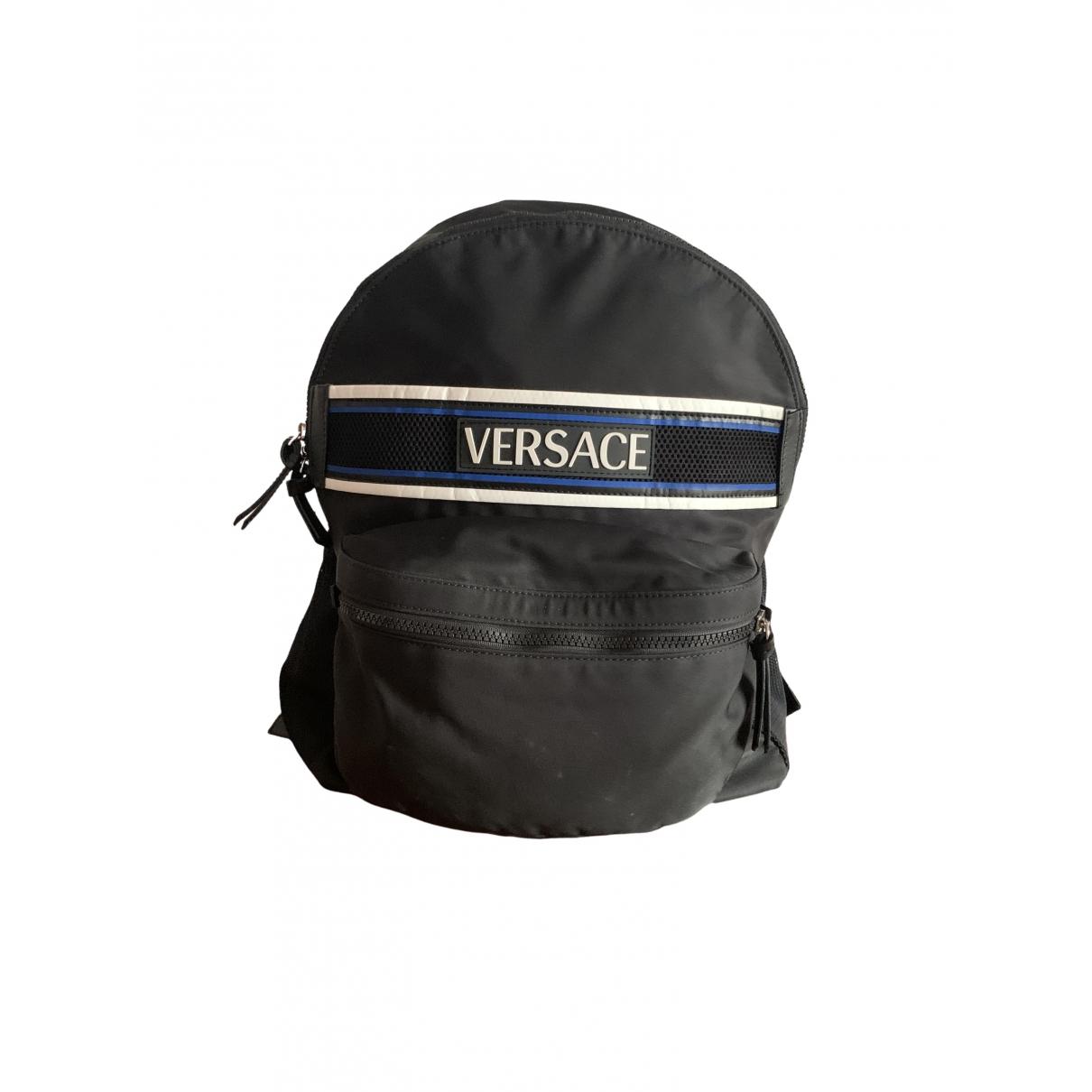 Versace \N Black bag for Men \N