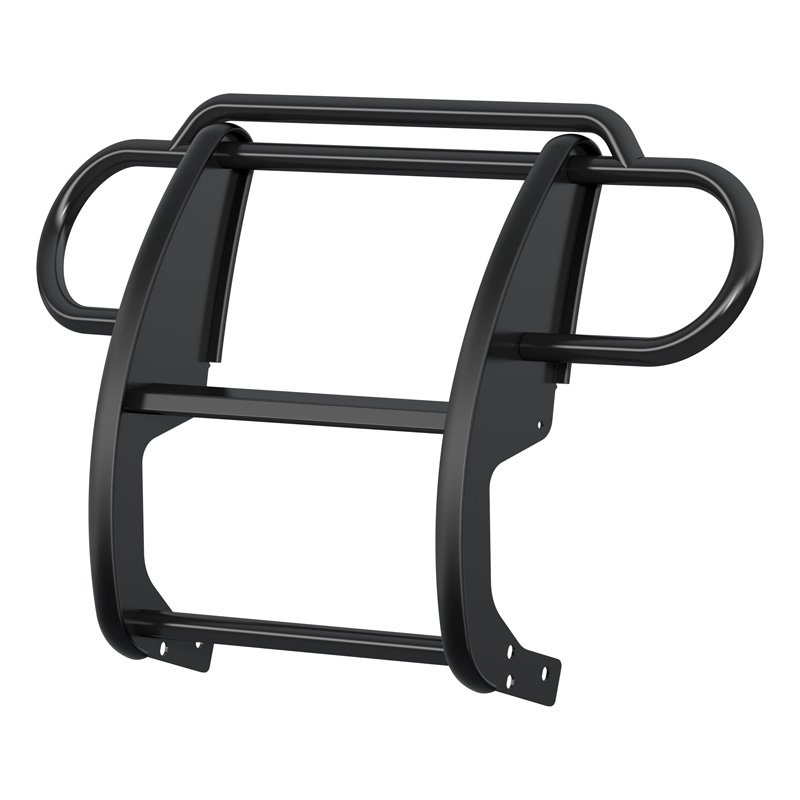 Aries 1053 Carbon Steel Smooth Black Powder Coat Grille Guard