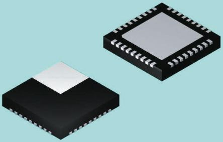 Microchip USB2244-AEZG-06, USB Controller, 35Mbps, USB 2.0, 3.3 V, 36-Pin QFN (5)