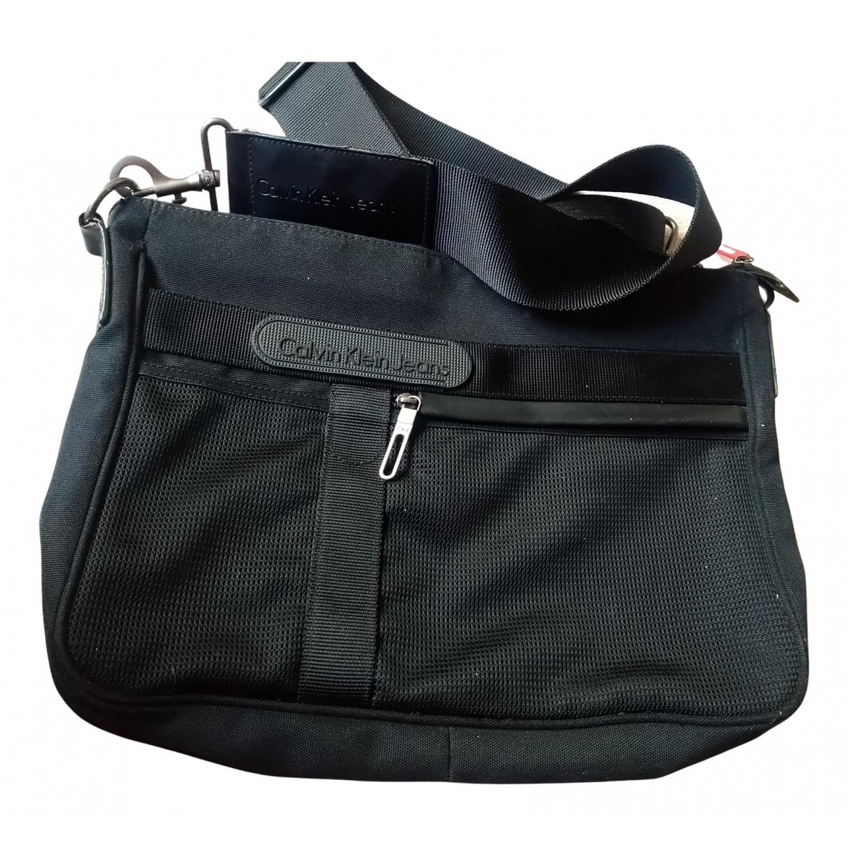 Calvin Klein - Accessoires   pour lifestyle en toile - noir