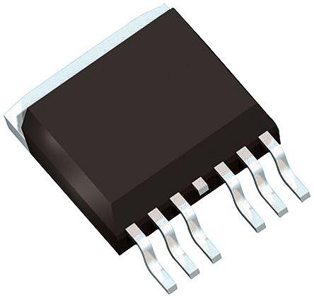 Analog Devices LT1580CQ#PBF, LDO Regulator, 7A Adjustable 5-Pin, D2PAK