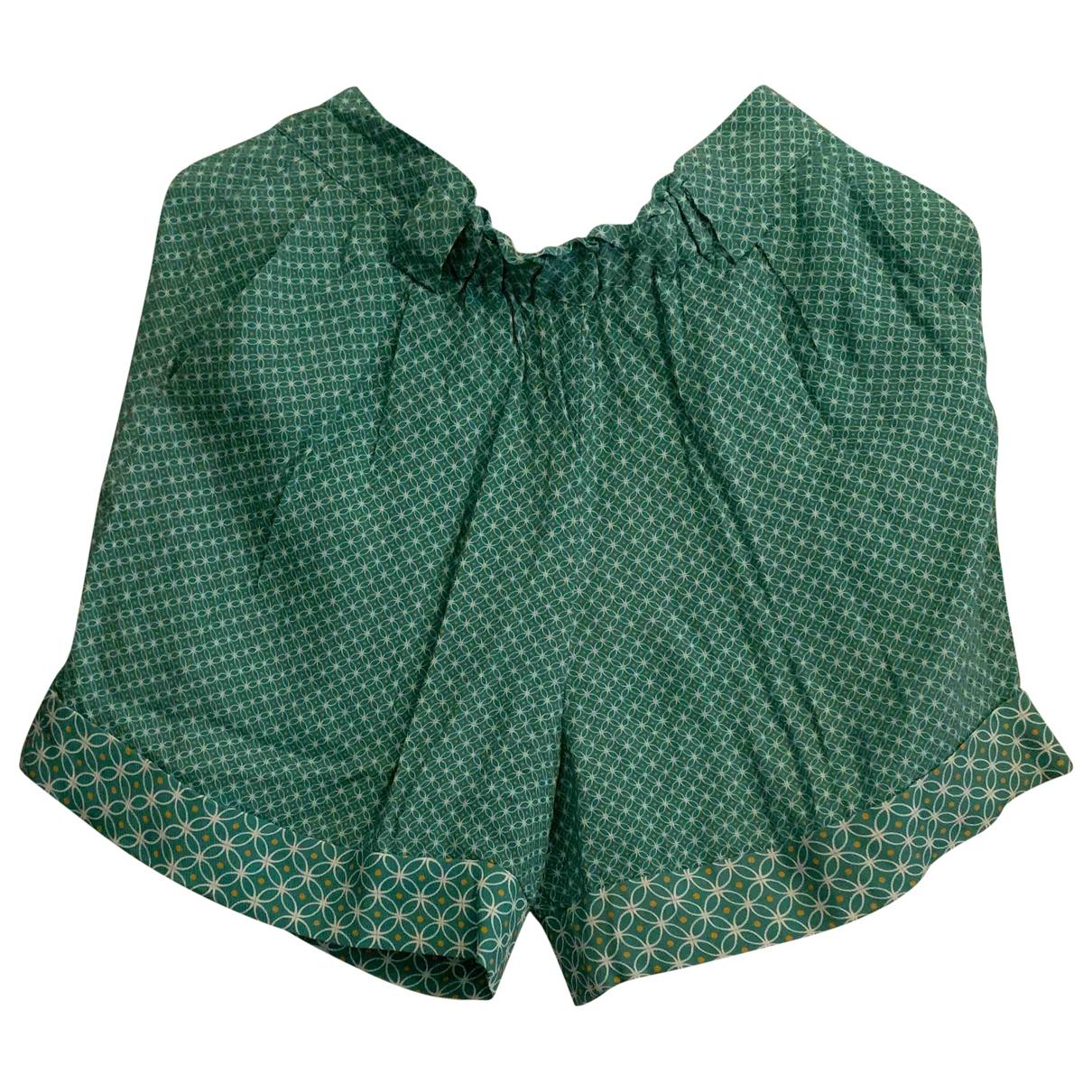 Stine Goya \N Green Shorts for Women S International