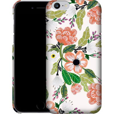 Apple iPhone 6s Plus Smartphone Huelle - Botanical Dream von Iisa Monttinen
