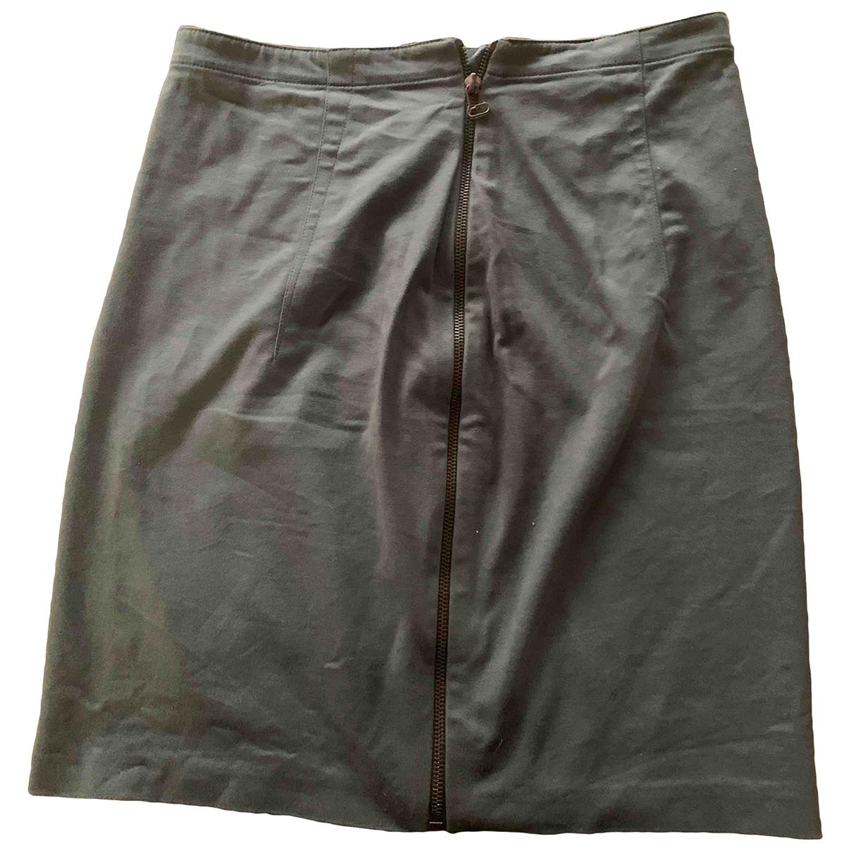 Alexander Wang - Jupe   pour femme en coton - gris