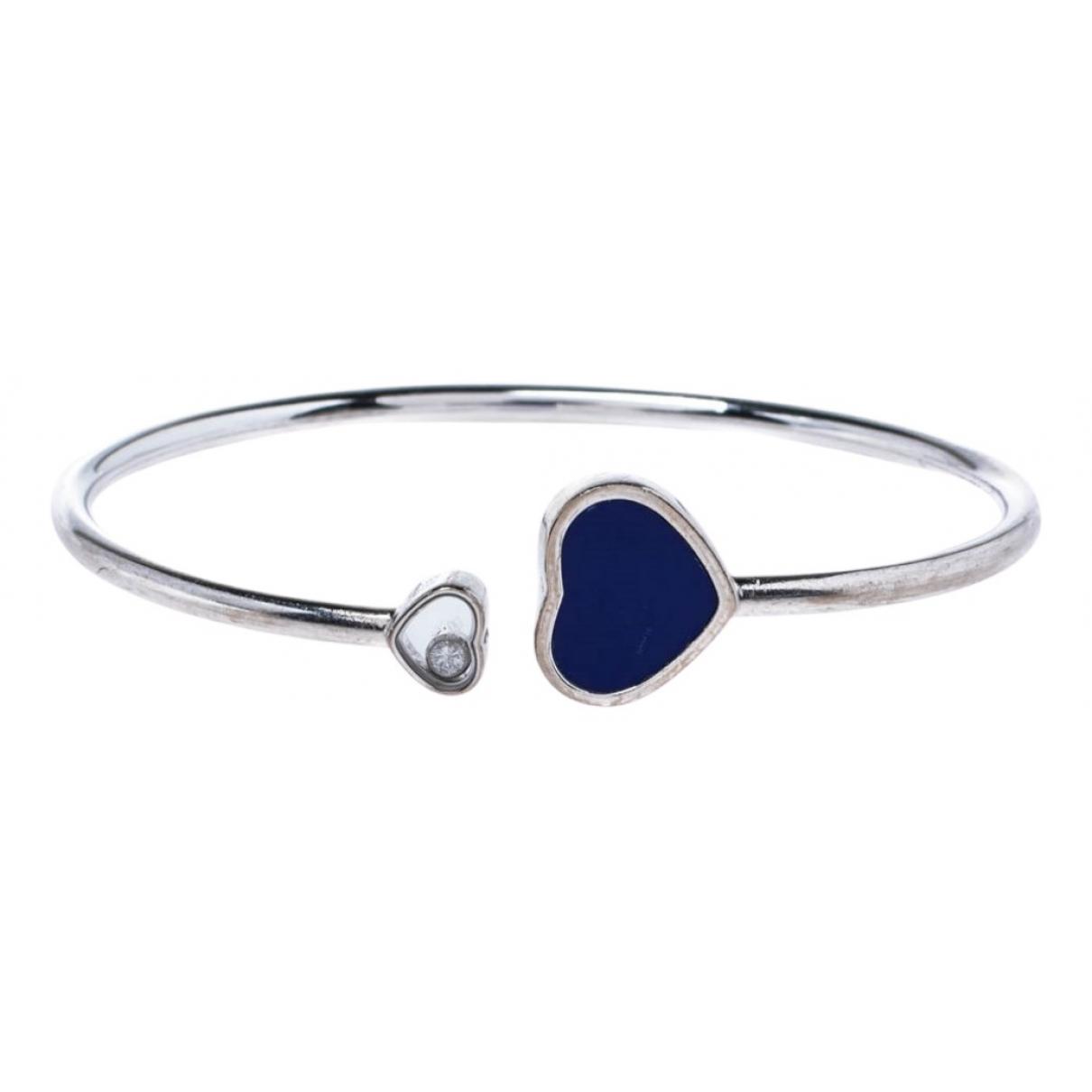 Chopard - Bracelet   pour femme en or blanc
