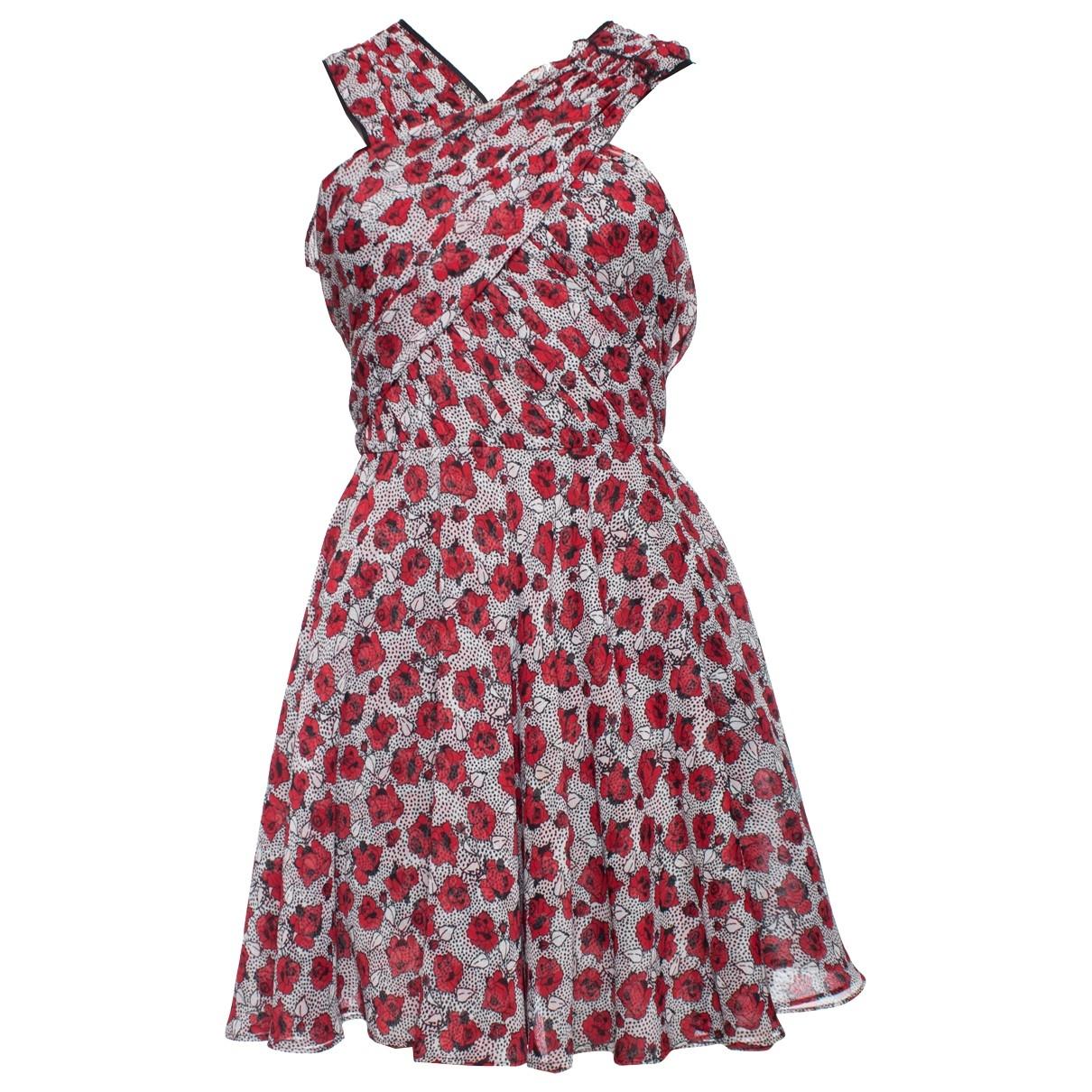 The Kooples \N Kleid in  Bunt Polyester
