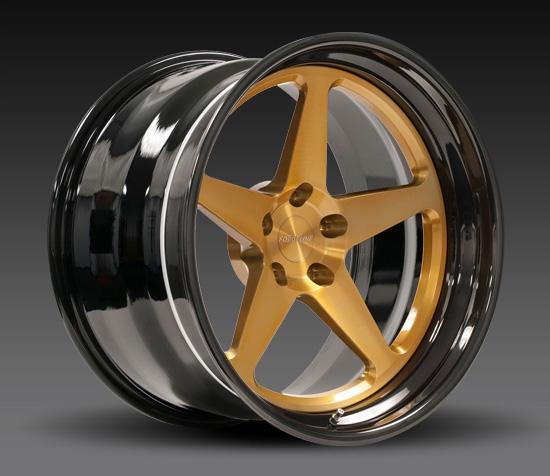 Forgeline Concave Series FF3C Wheel