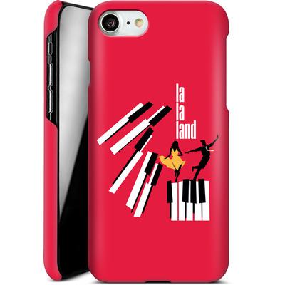 Apple iPhone 8 Smartphone Huelle - Red Piano von La La Land