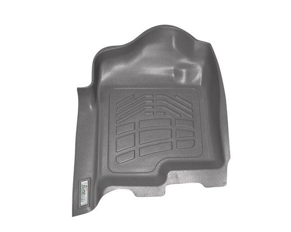 Westin Automotive 72-120033 Sure-Fit Mats Front Gray Dodge Ram 2500-3500 Reg|Quad with 1 retention hook 09-12