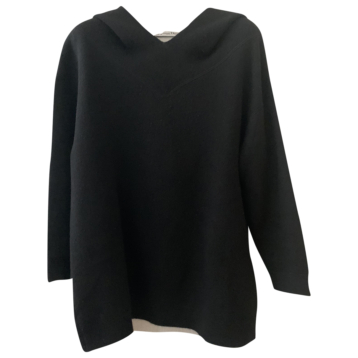 Dior - Pull   pour femme en cachemire - noir
