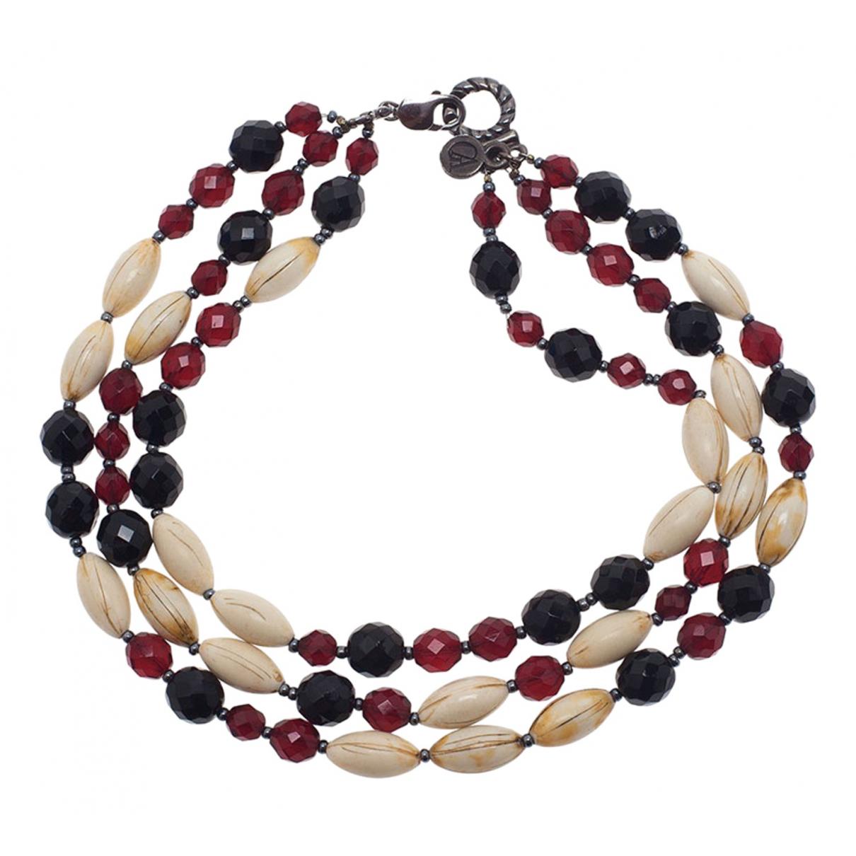 Giorgio Armani - Bracelet   pour femme en metal - multicolore