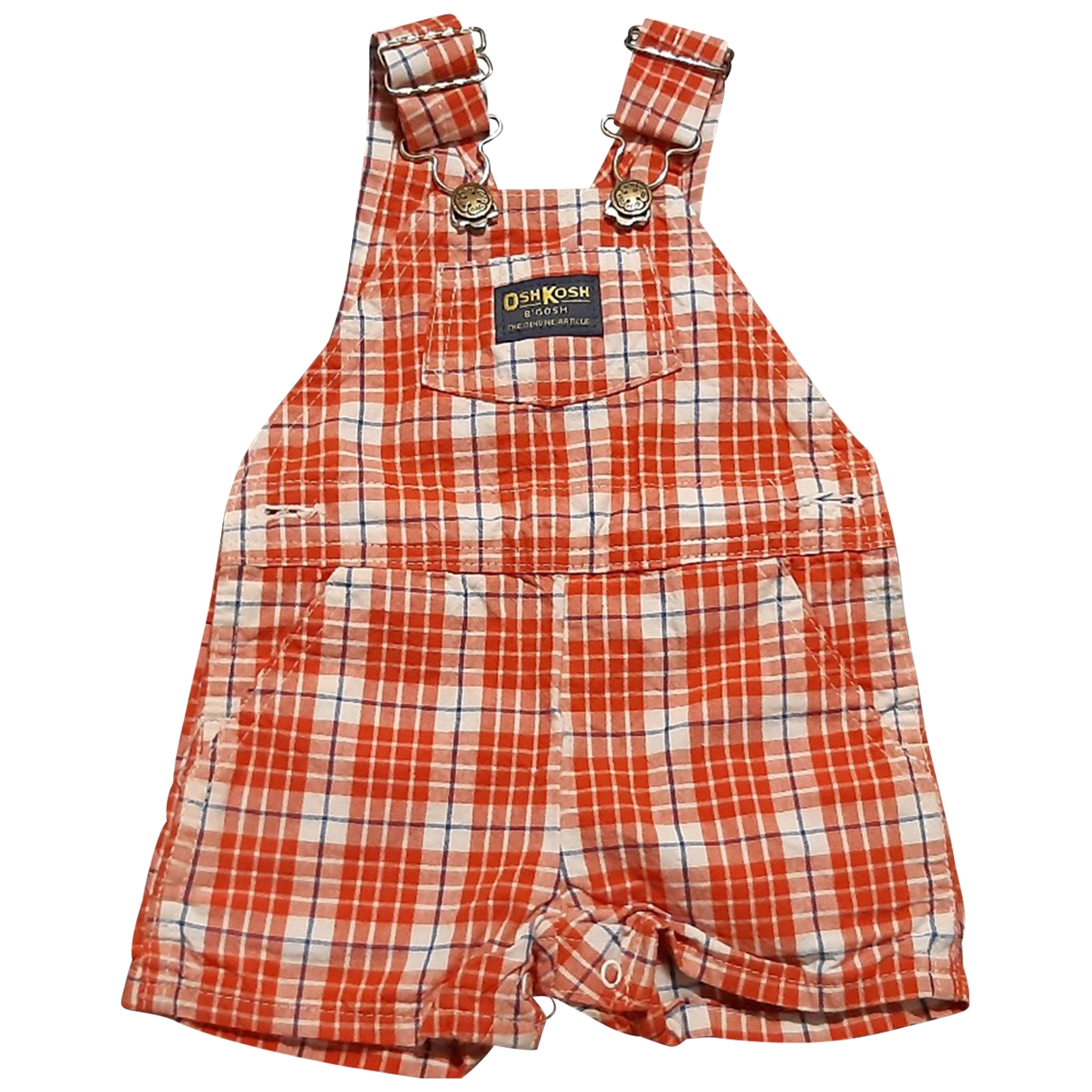 Oshkosh \N Multicolour Denim - Jeans Outfits for Kids 6 months - up to 67cm FR