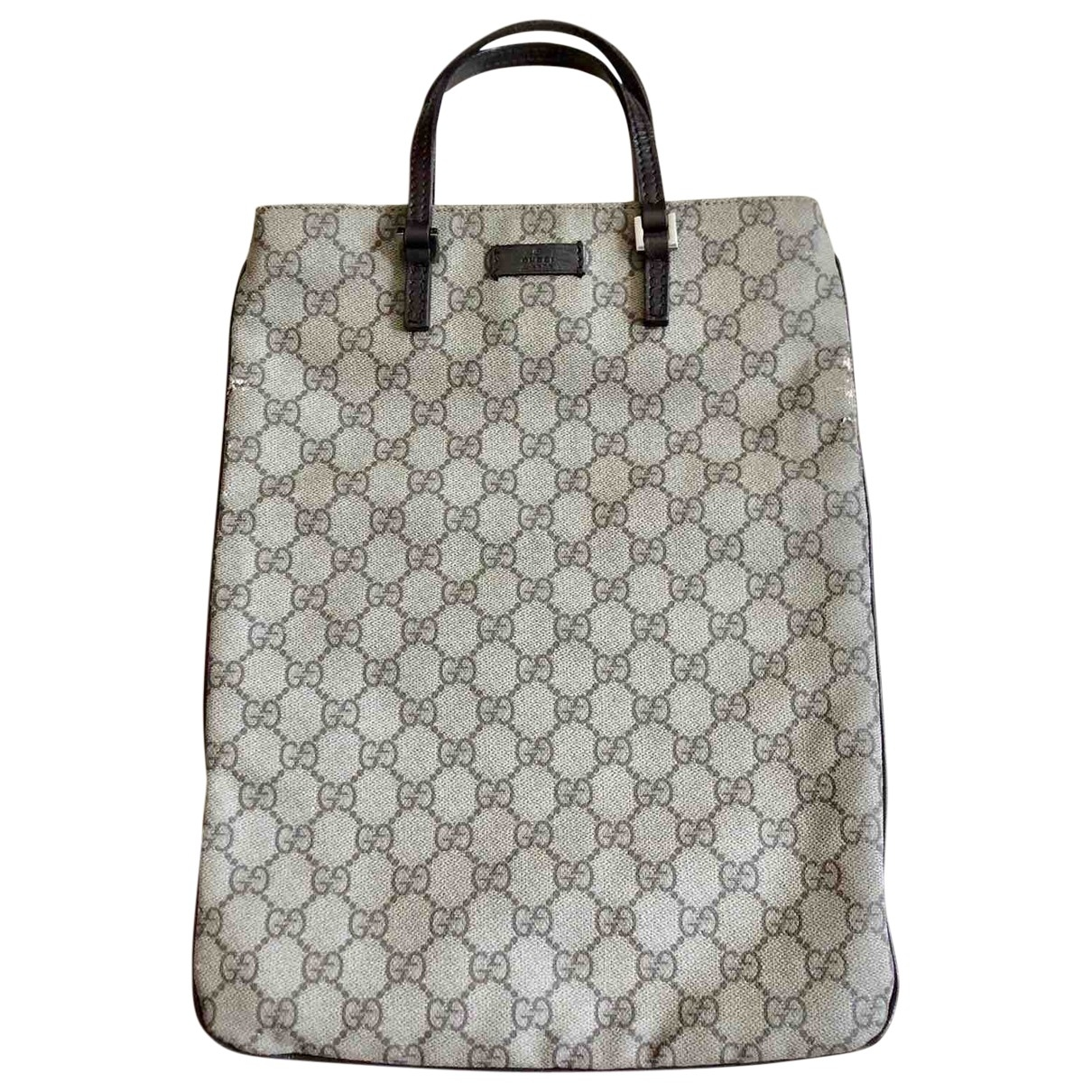 Gucci Ophidia Beige Cloth handbag for Women \N