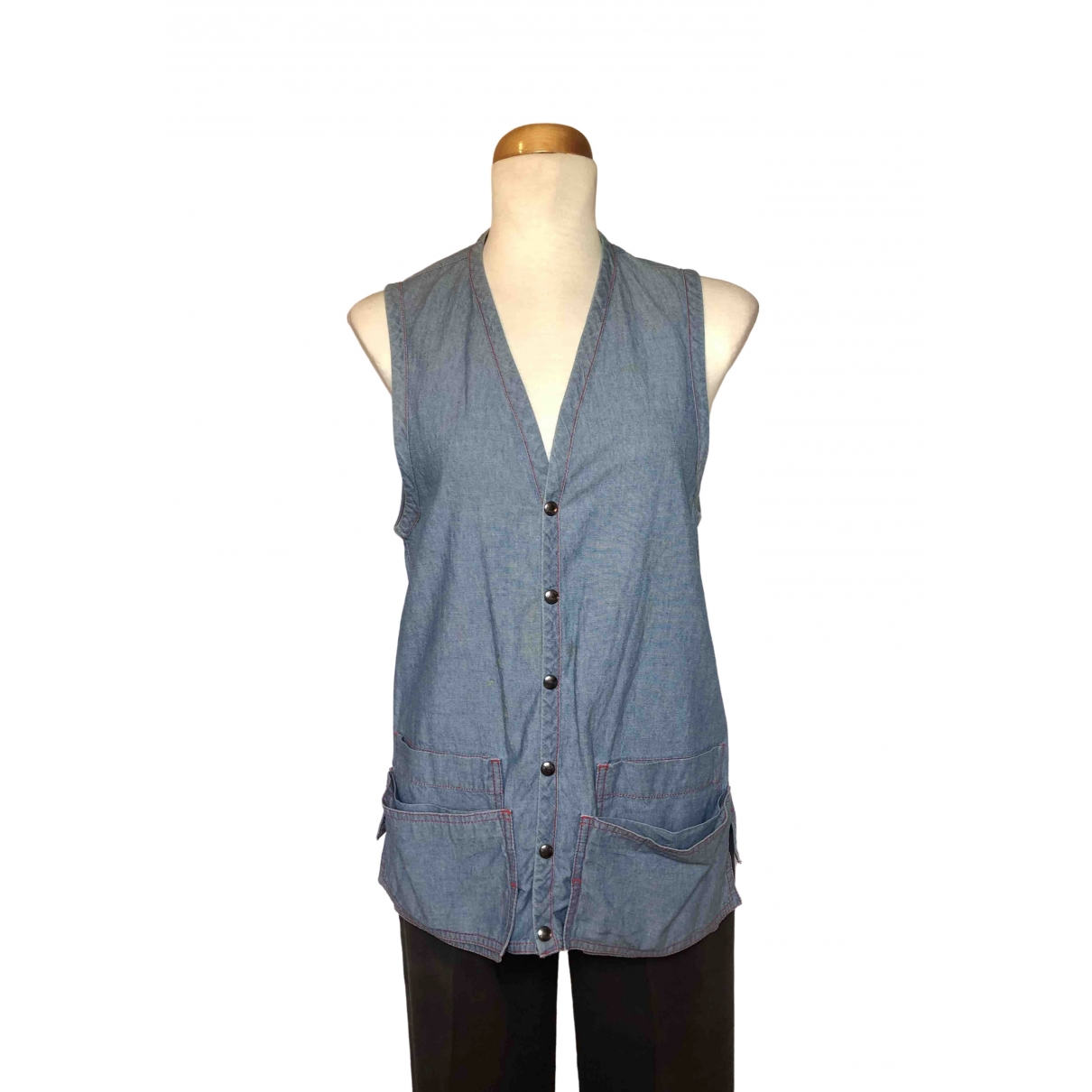 Non Signé / Unsigned \N Denim - Jeans  top for Women S International