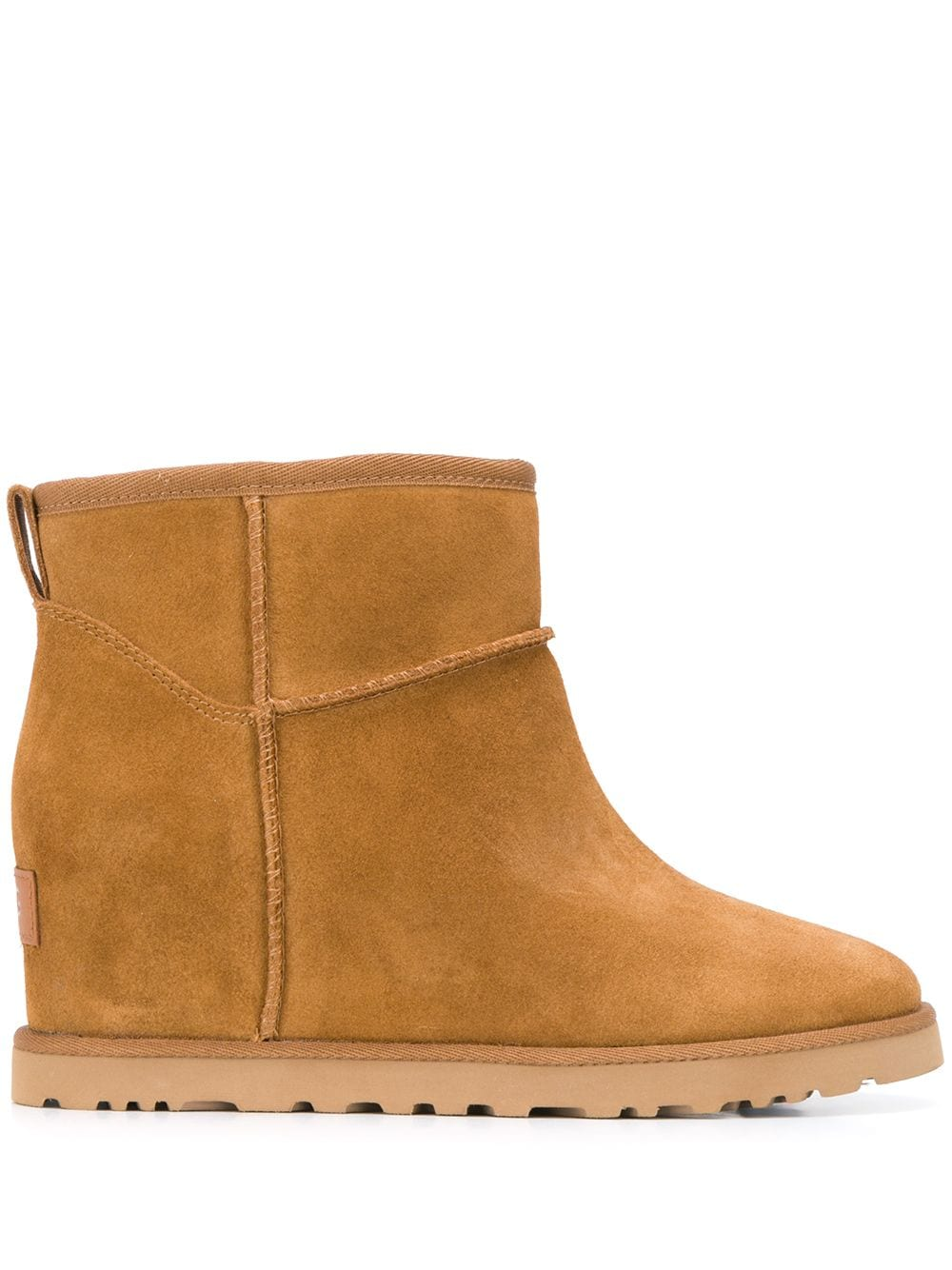 Classic Femme Mini Boots