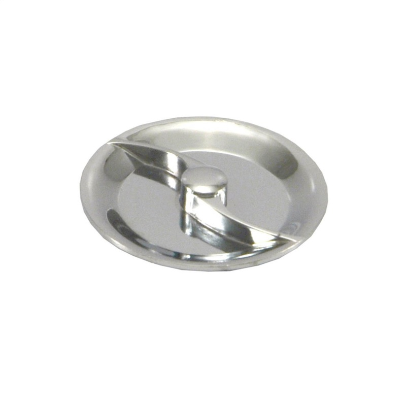 Spectre 4208 Air Cleaner Nut Low Profile (Fits 1/4in.-20 Threading) - Chrome