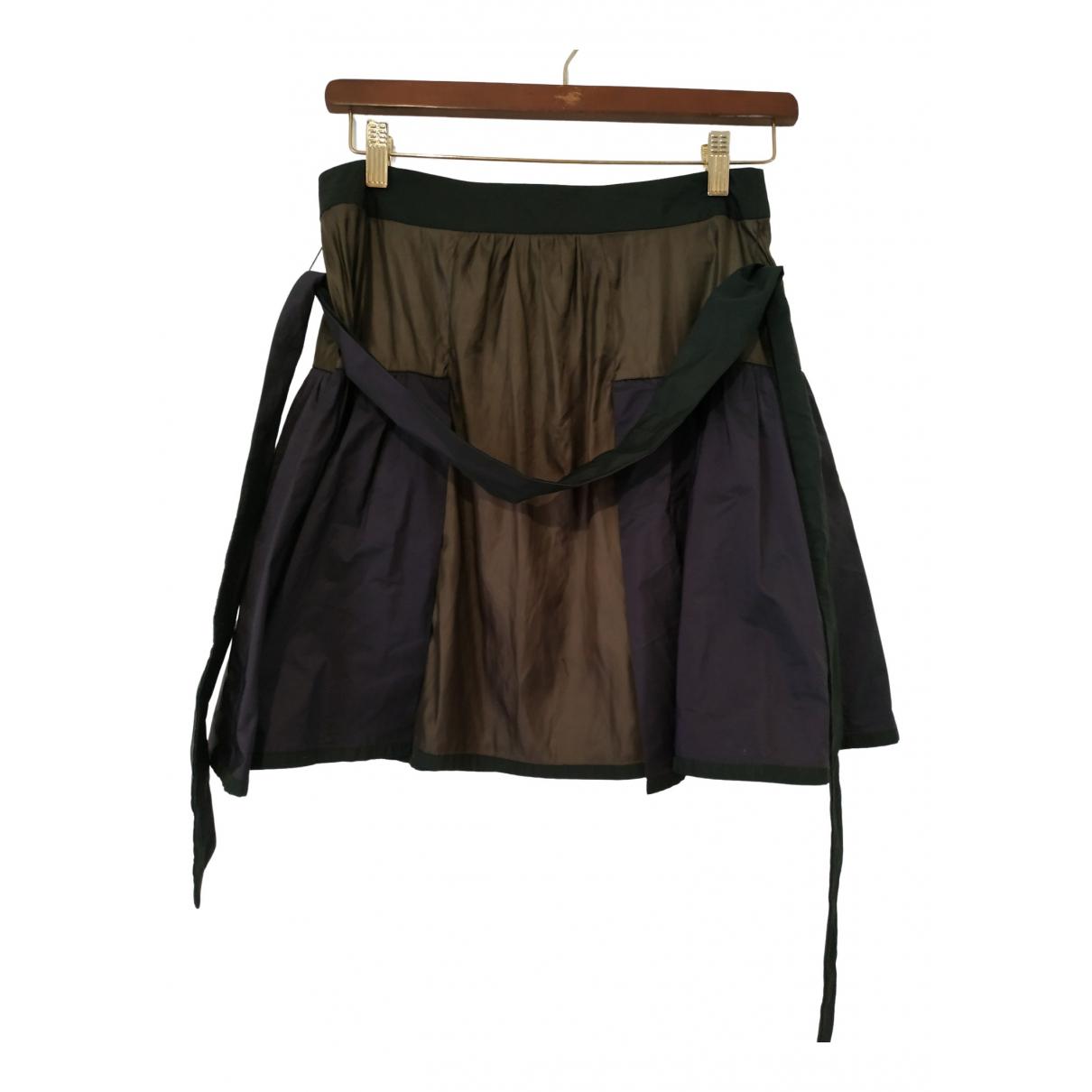 Sport Max \N Multicolour skirt for Women 40 IT