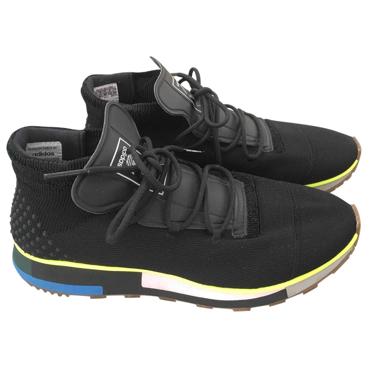 Adidas Originals X Alexander Wang - Baskets   pour femme - noir