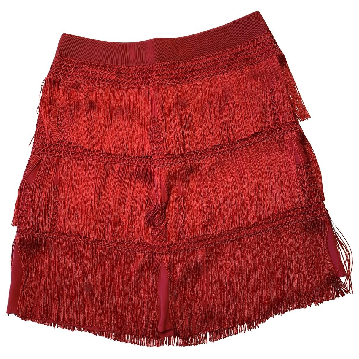 Mini falda Alberta Ferretti