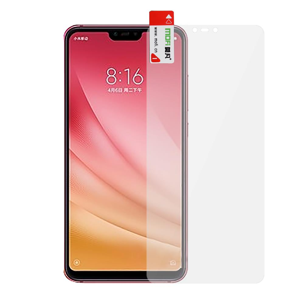 Mofi Anti-Explosion Tempered Glass Front & Back Screen Protector For Xiaomi Mi 8 Lite