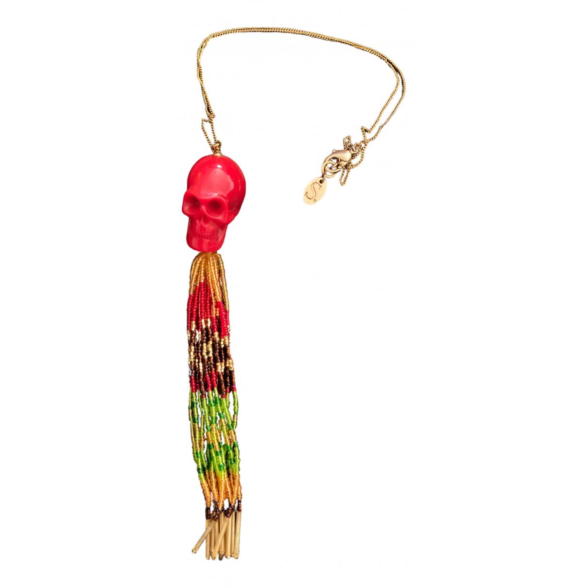 Les Bijoux De Sophie - Sautoir   pour femme - rouge