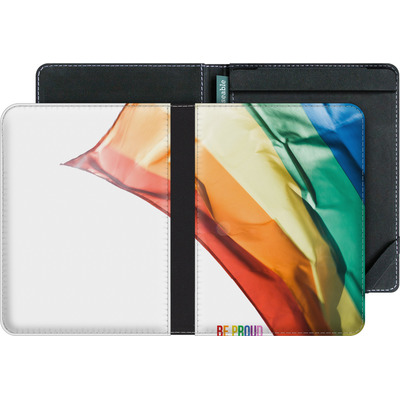 tolino vision 4 HD eBook Reader Huelle - Rainbow Flag  von caseable Designs