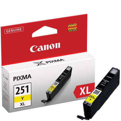 Canon PIXMA MG6400 Original Yellow Ink Cartridge