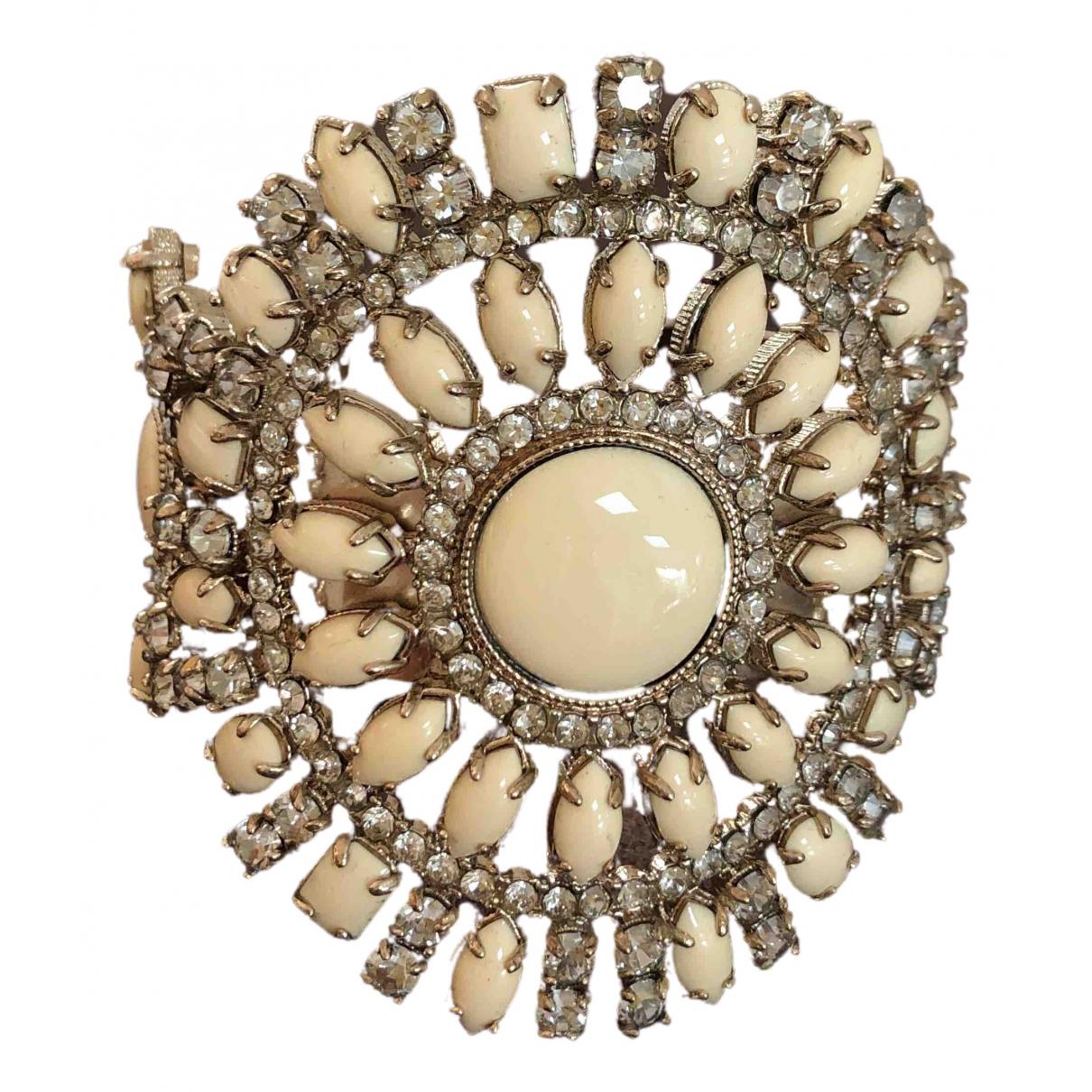 Valentino Garavani N White Yellow gold bracelet for Women N