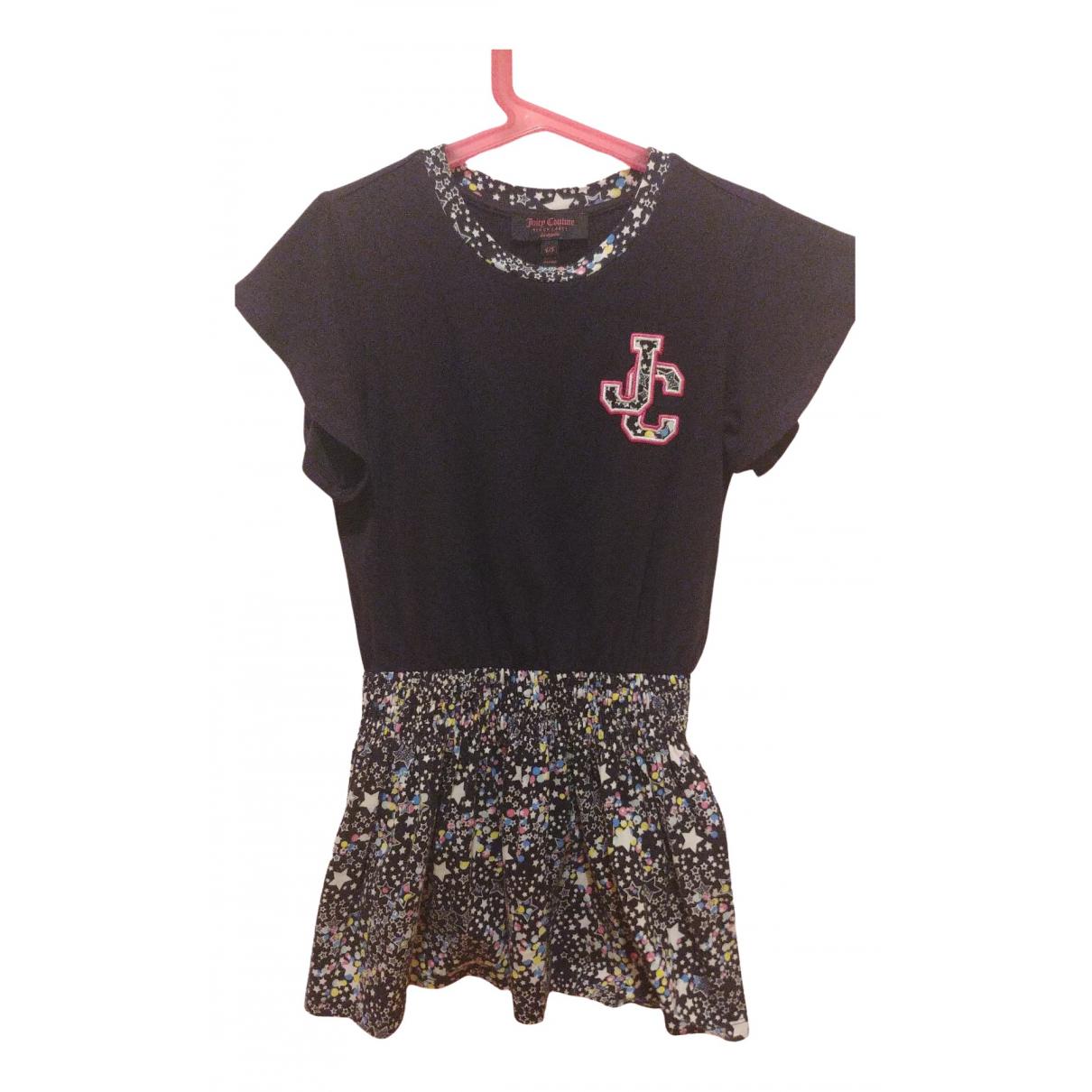 Juicy Couture \N Kleid in  Schwarz Polyester