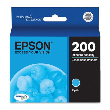 Epson 200 T200220 Original Cyan Ink Cartridge