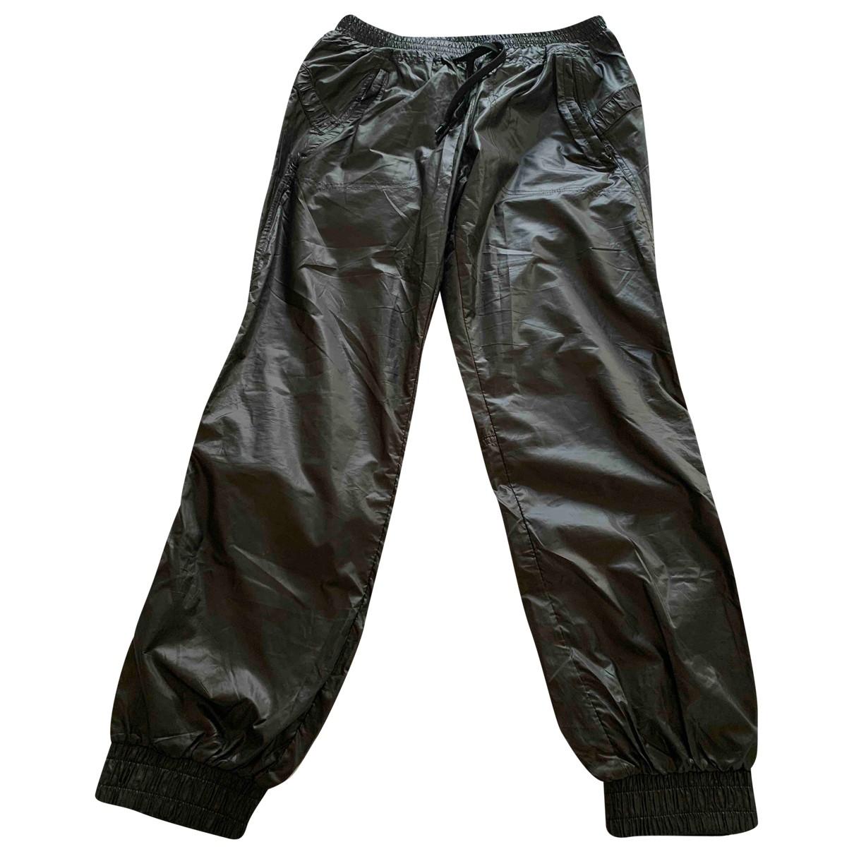 Stella Mccartney Pour Adidas \N Black Trousers for Women S International
